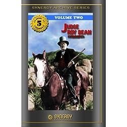 Judge Roy Bean, Volume 2 (5 Episodes)