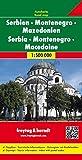 Serbia Montenegro Macedonia