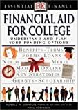 Essential Finance Series: Financial Aid for College (0789463172) by Robinson, Marc
