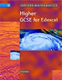 Oxford Mathematics: Higher GCSE for Edexcel (0199148090) by McGuire, Peter