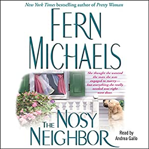 Nosy Neighbor Audiobook