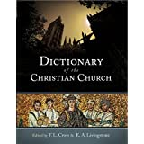 Dictionary Of The Christian Churchby F.l. Cross