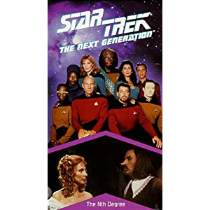 Star Trek - The Next Generation, Episode 93: Nth Degree movie