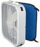 """Washable Air Filter - Made for 20"""" Box Fan. FILTER ONLY, fan not included."""