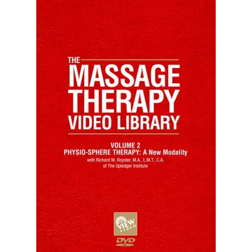 THE MASSAGE THERAPY VIDEO LIBRARY: Vol. 2 - Physio-Sphere Therapy ( A New Modality) movie