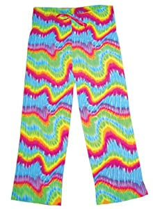 Beeposh Rainbow Lounge Pants (Large)