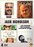 echange, troc Coffret Jack Nicholson 4 DVD : Shining / The Pledge / Tout peut arriver / Vol au-dessus d'un nid de coucou