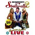 Jim Davidson: Sinderella Comes Again [DVD]