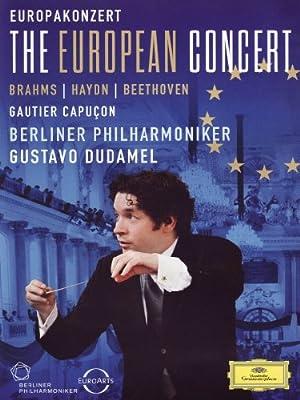 The European Concert - Brahms; Haydn; Beethoven