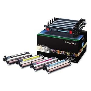 Lexmark Black and Color Imaging Kit (C540X74G) -