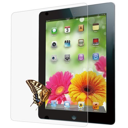 Ozaki IC804 iCoat Color Enhancer Screen Protection for iPad 4 by Ozaki [並行輸入品]