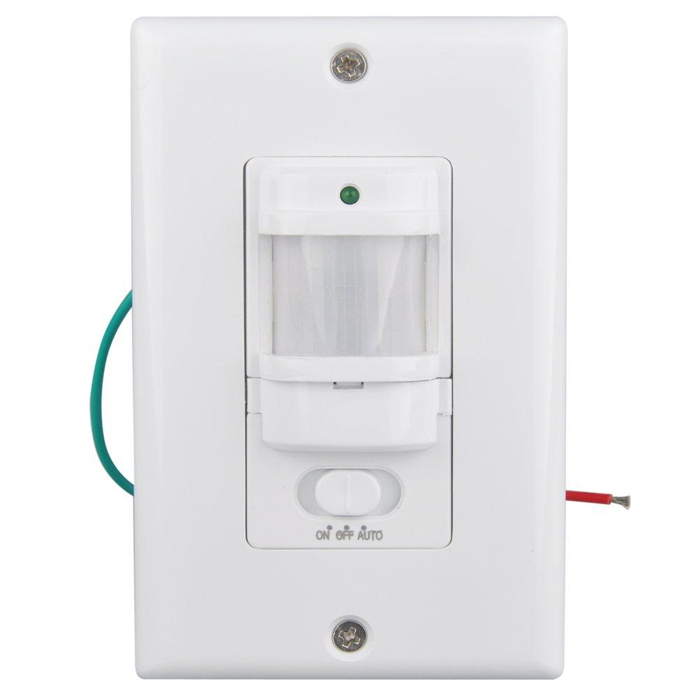 sensky bs033c motion sensor light switch occupancy sensor switch new. Black Bedroom Furniture Sets. Home Design Ideas
