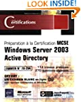 Windows server 2003 active directory