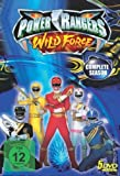 Power Rangers Wild Force - Complete Season [5 DVDs]