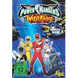 "Power Rangers Wild Force - Complete Season [5 DVDs]von ""Ricardo Medina"""