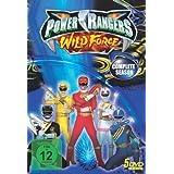 """Power Rangers Wild Force - Complete Season [5 DVDs]von """"Ricardo Medina"""""""
