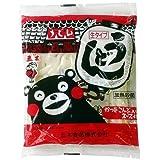 五木食品 くまモン 生タイプうどん スープ付 210g  30個入り  (かつお・こんぶ入りスープ付き)