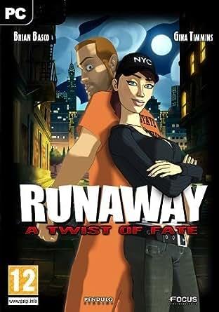 Runaway 3 : A twist of Fate [Code Jeu]