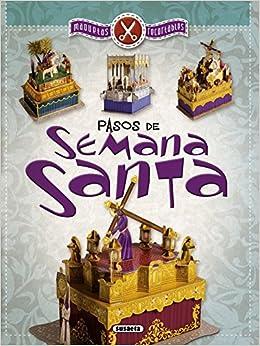 Pasos de Semana Santa, maquetas recortables: Amazon.es