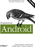 Programming Android: Java Programming for the New Generation of Mobile Devices