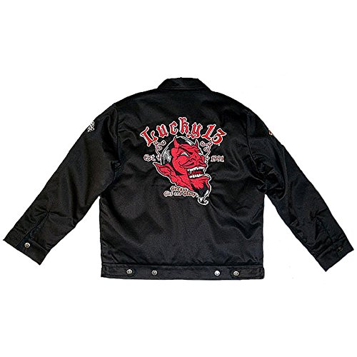 Mens-Lucky-13-Apparel-Grease-Gas-Glory-Jacket