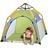 Pacific Play Tents One Touch Nursery Tent 36  X 36  X 36  Playhouse