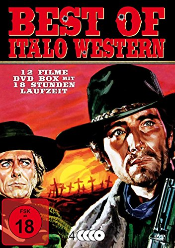 Best of Italo Western [4 DVDs]
