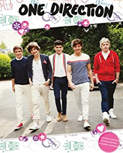 One Direction 2014 Calendar Spiral Notebook from BrownTrout Publishers