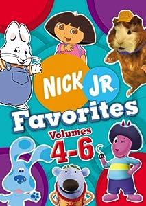 Nick Jr Favorites Box Set Dvd Region 1 Us Import Ntsc
