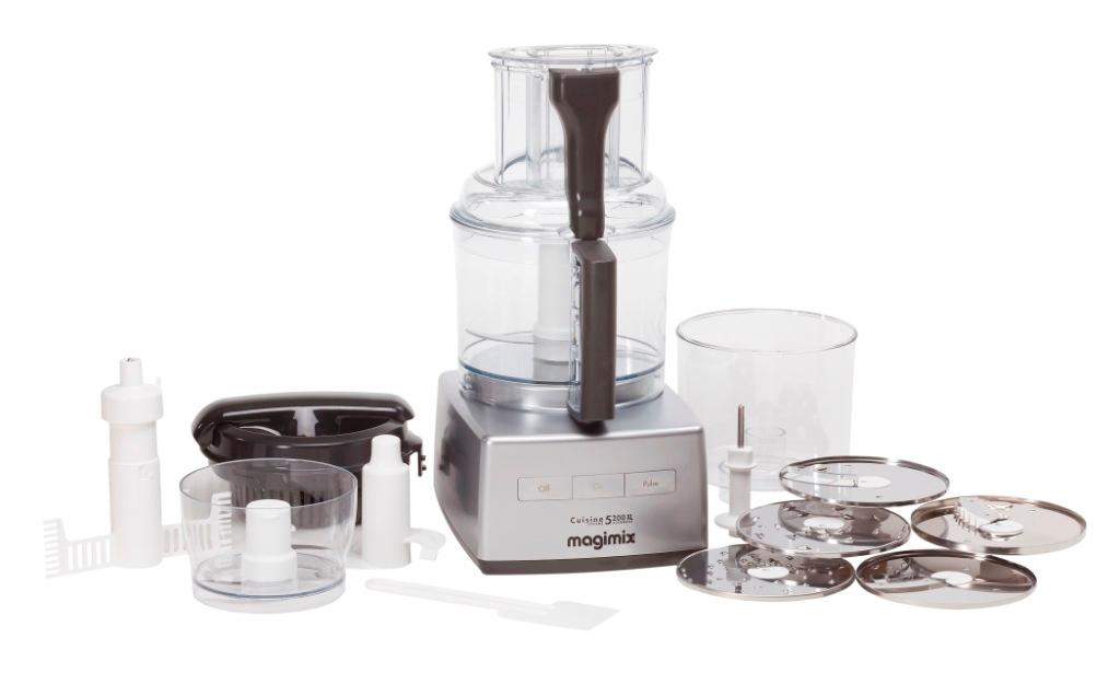 Good Size For Food Processor
