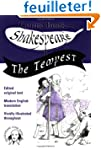 The Tempest: The Cartoon Illustrated...