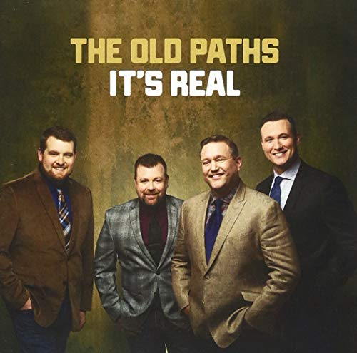 CD : OLD PATHS - It's Real