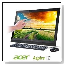 Acer Aspire 21.5 inch FHD All-In-One Touchscreen Desktop- AZ1-621G-UW11 Review