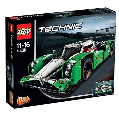 LEGO technique endurance racecar 42039