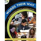 Words Their Way: Word Study for Phonics, Vocabulary, and Spelling Instruction, 4th Edition (Book, CD & DVD) ~ Donald R. Bear
