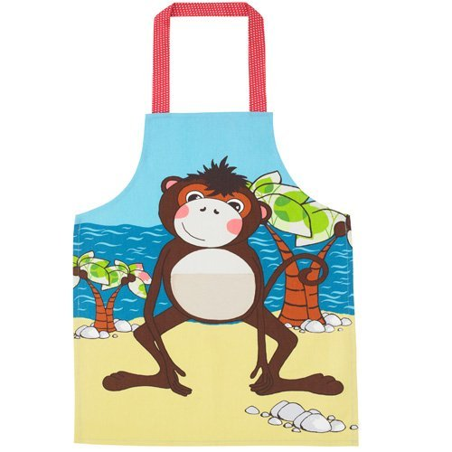 Treasure Island Child's Cotton Apron