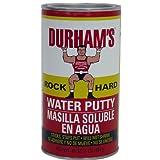 Donald Durhams 076694000015 1-Pound Rockhard Water Putty