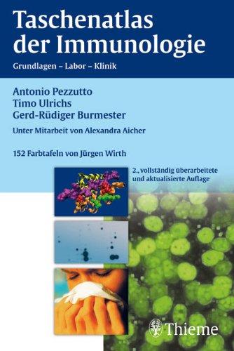 Taschenatlas der Immunologie: Grundlagen, Labor, Klinik