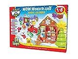 WOW Toys - Calendario de adviento Navidad (10430)