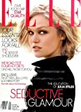 Elle Magazine - August 2002: Julia Stiles Cover & Interview!