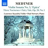 Complete Works for Violin & Piano 1