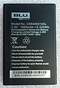 1400mAh Cellphone Battery Replacement For Blu Life Play Mini