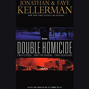 Double Homicide Audiobook