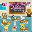 Sticker Book 3: Animal Town [Download]
