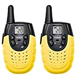 OUREAL Walkie Talkies for Kids Long Distance Two-Way Radio 2 Packs
