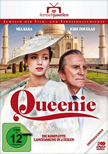Queenie - Die komplette RTL-Langfassung in 4 Teilen - Uncut (Fernsehjuwelen) [2 DVDs]