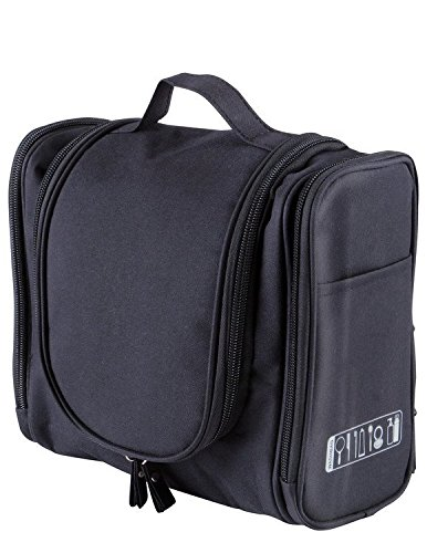 Holly LifePro Travel Toiletry Bag, Personal Organize