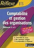echange, troc Sylvie Chamillard, Antonio De Simone - Comptabilité et gestion des organisations BTS : Processus 1 à 5