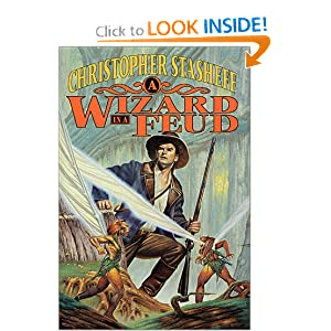 A Wizard in a Feud (Rogue Wizard) by Christopher Stasheff