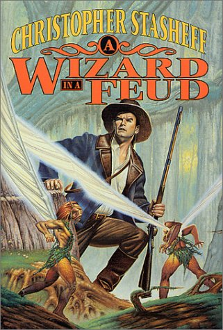 Wizard in a Feud, CHRISTOPHER STASHEFF